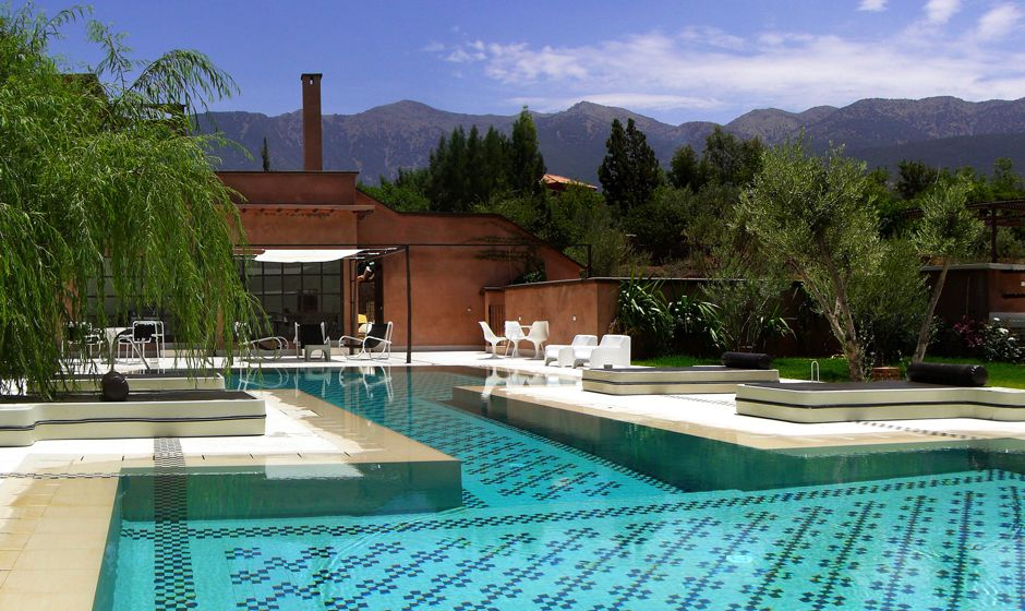 Domain Malika luxury boutique hotel in Atlas Mountains Morocco