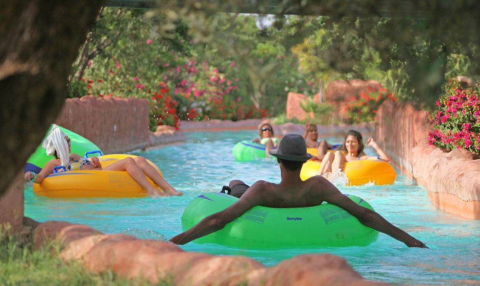 Oasiria Marrakech water park