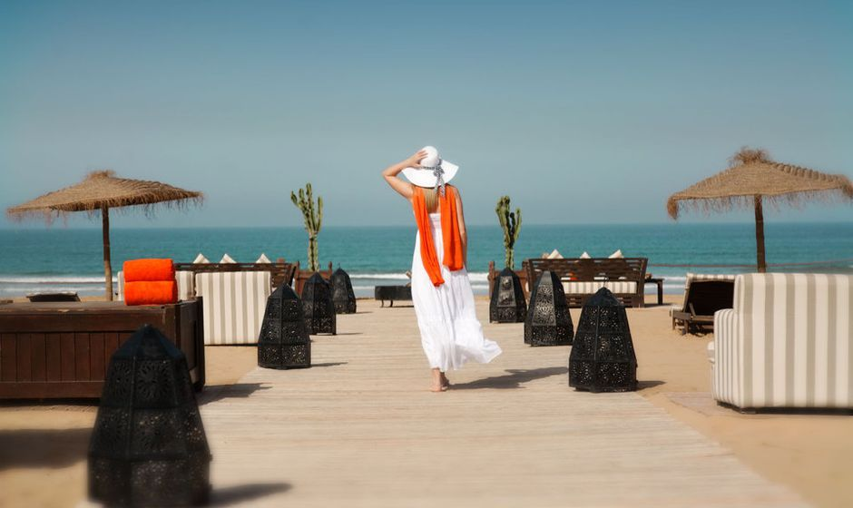 sofitel agadir royal beach morocco holiday