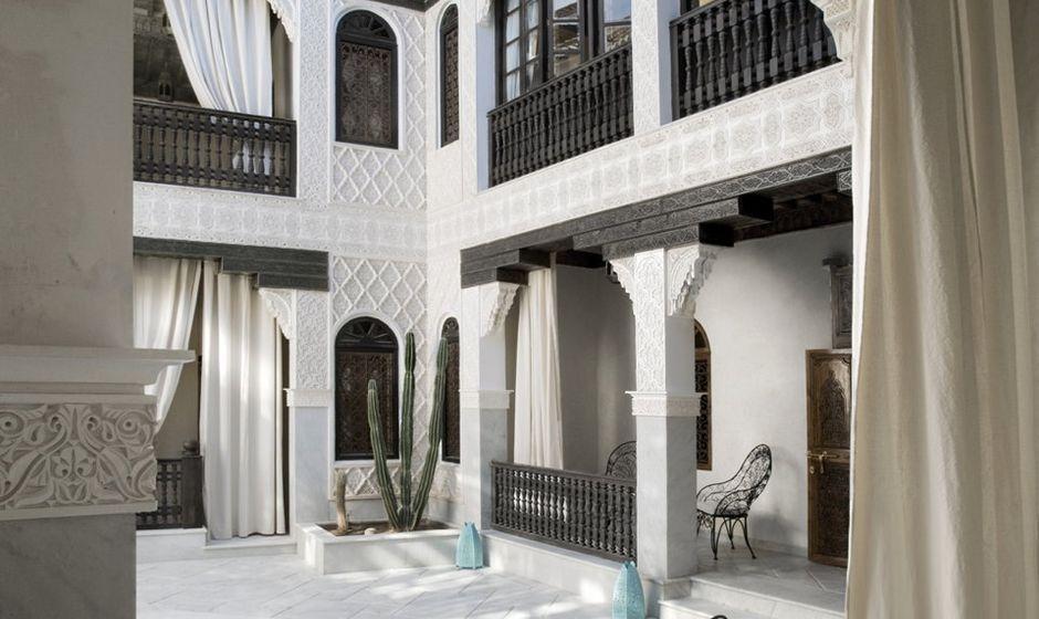 Luxury riads in marrakech for Luxury riad in marrakech