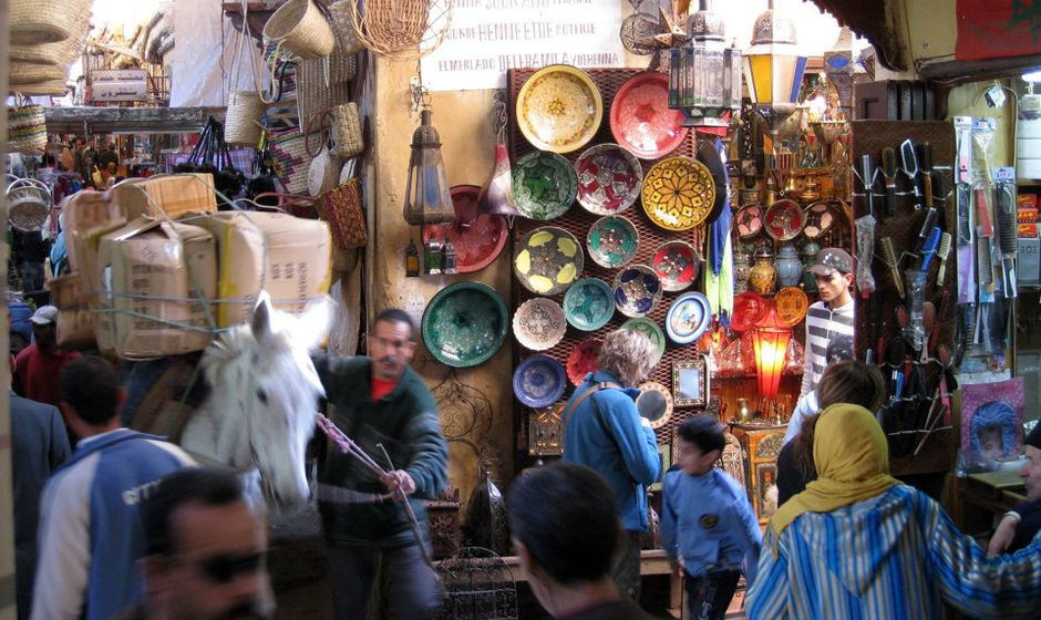 fes meknes morocco holiday