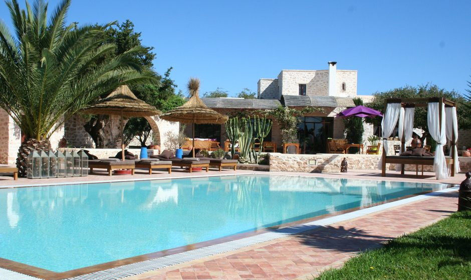 Le Jardin Des Douars In Essaouira Lawrence Of Morocco