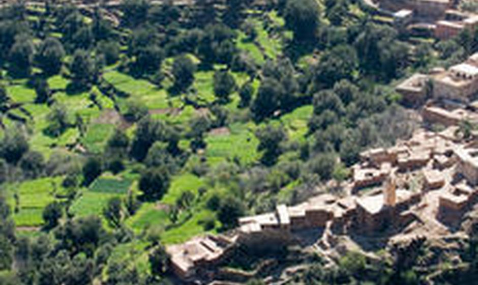Client review Toubkal foothills Atlas mountains