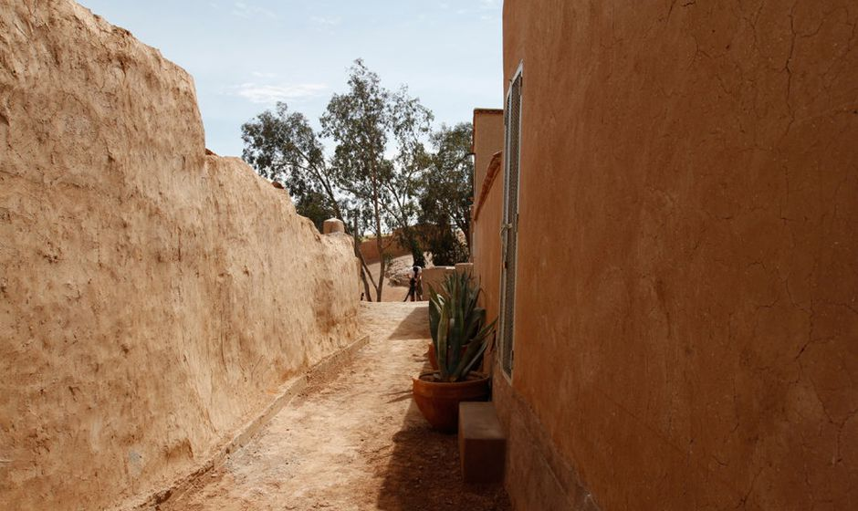 maison terre marrakech immobilier charles boccara architecture