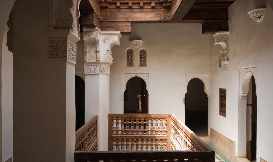 marrakech morocco architecture