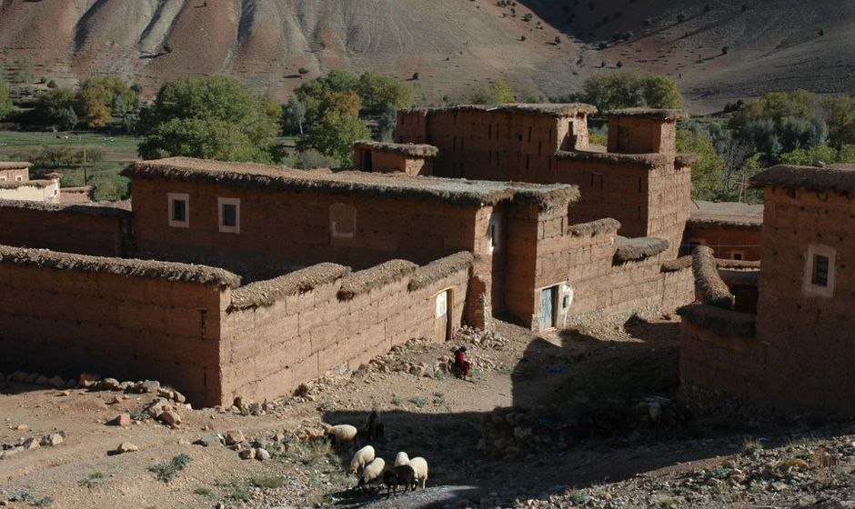 Trekking holidays in the Ait Bougmez valley in Morocco