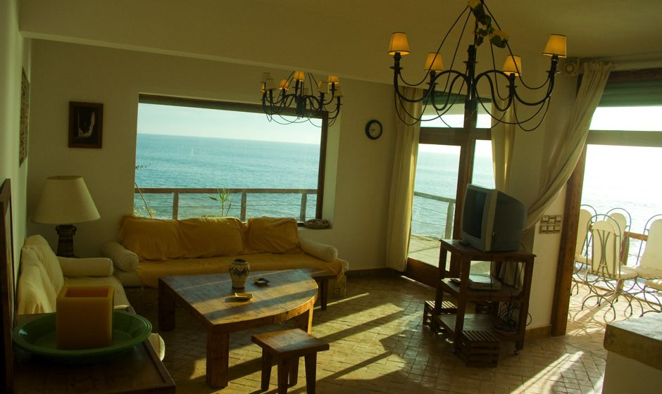 Accommodation in Taghazoute for surfing and beach holiday