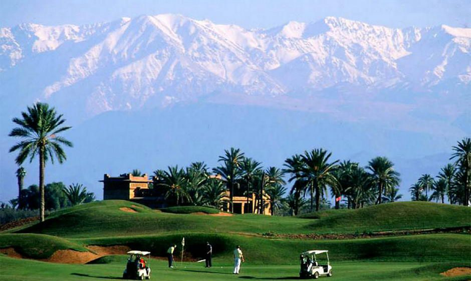 Morocco Golf holiday