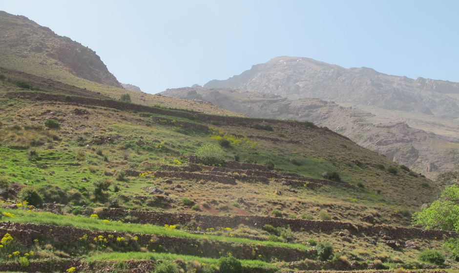 High Atlas Mountains Morocco