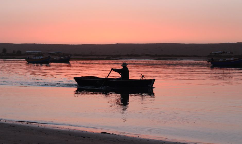 Oualidia coastal Morocco beach holidays