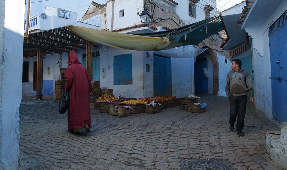chefchaouen rif mountains morocco