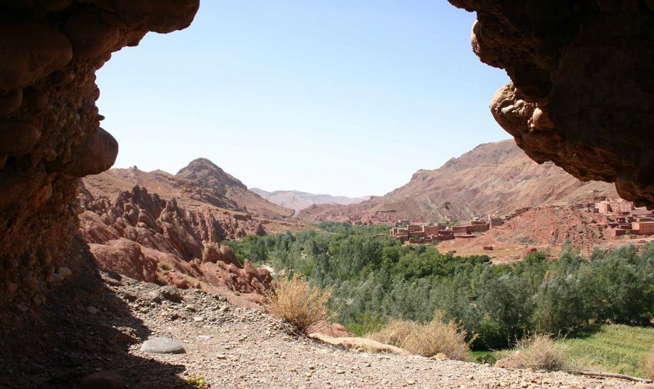 Dades valley southern Morocco holidays