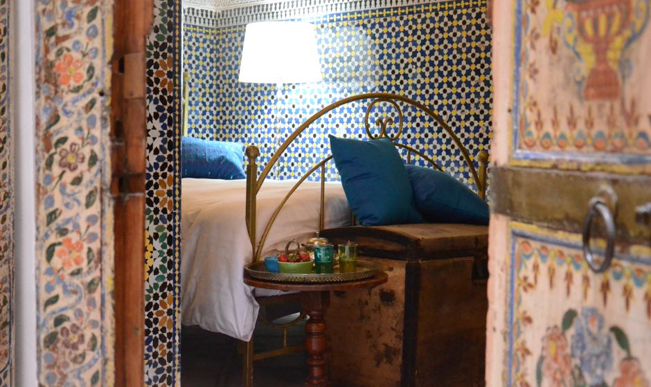 Dar Finn riad in Fes Fez Morocco very charming and centrally located