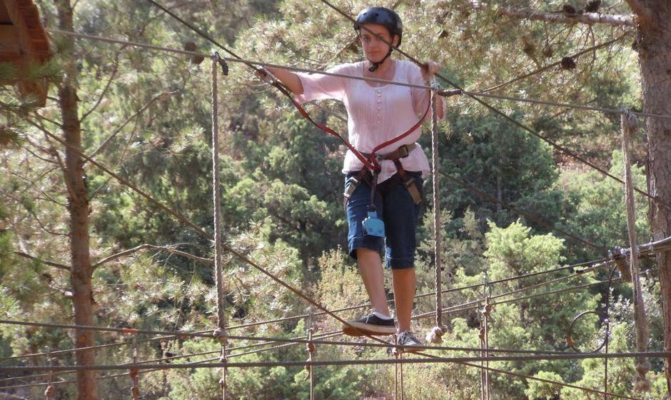 adventure activities children child marrakech morocco travel terries d'amanar