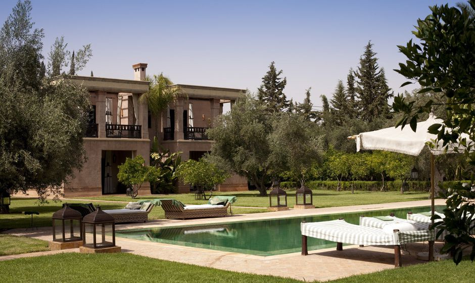 Ezzahra luxury villa, Marrakech, Morocco