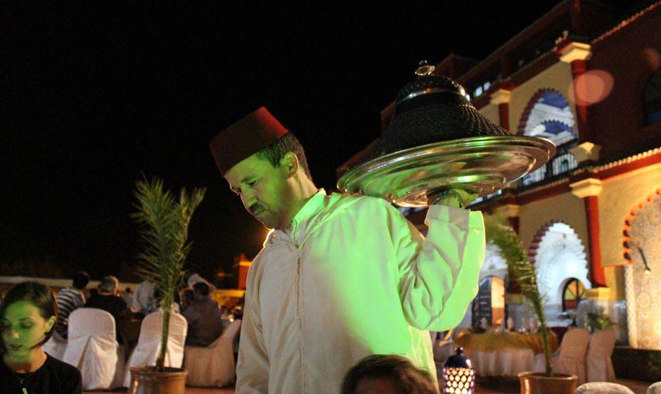 Chez Ali Fantasia Marrakech Morocco