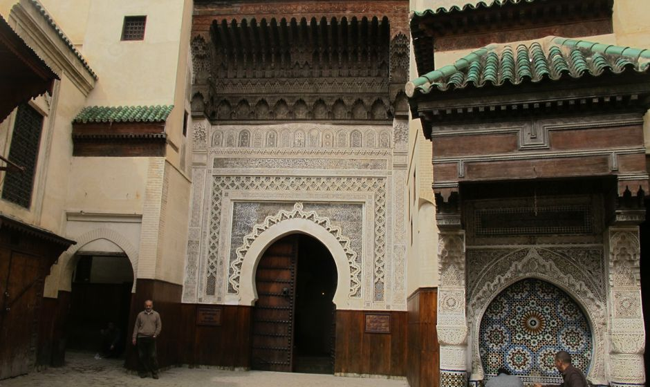 fes meknes morocco holiday architecture