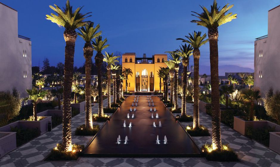 Four Seasons, Marrakech, Morocco