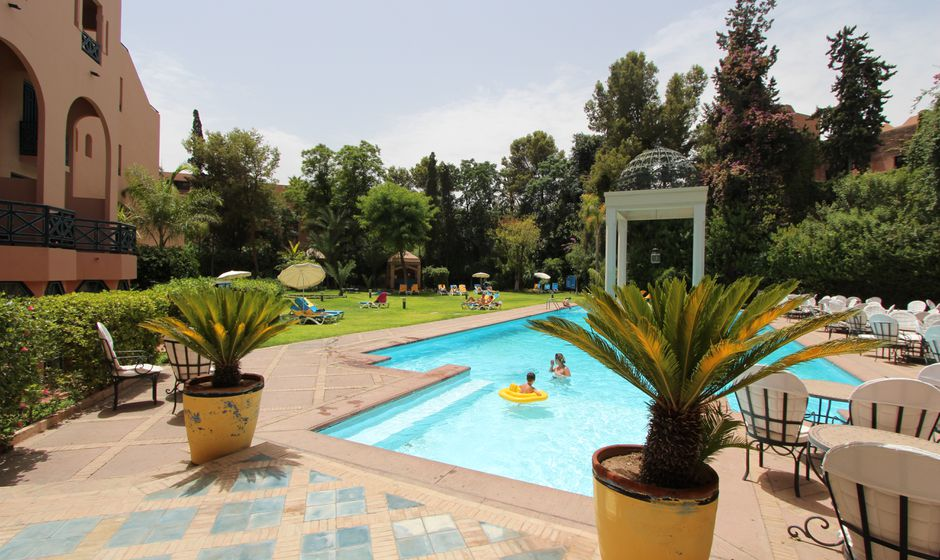 reasonably priced Marrakech hotel Tichka Morocco
