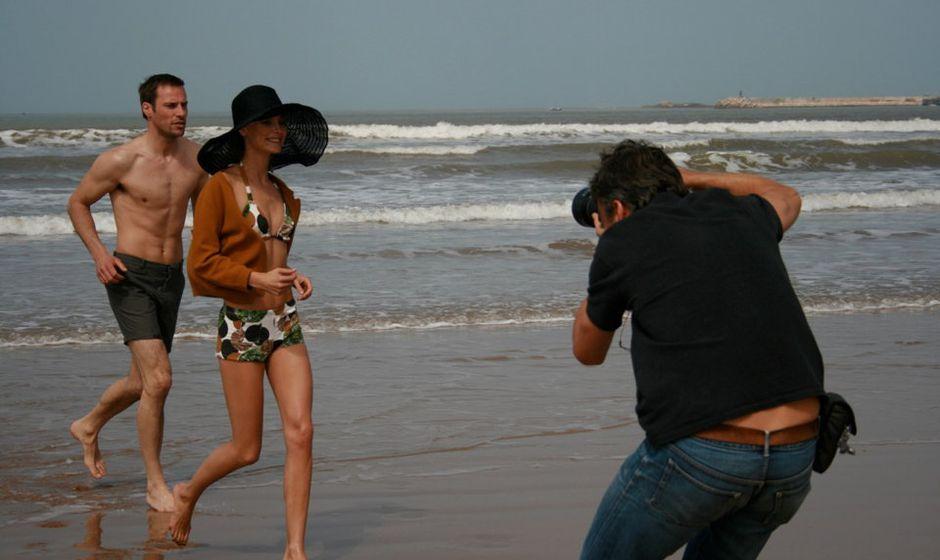 production company photo shoot marrakech morocco fashion film video