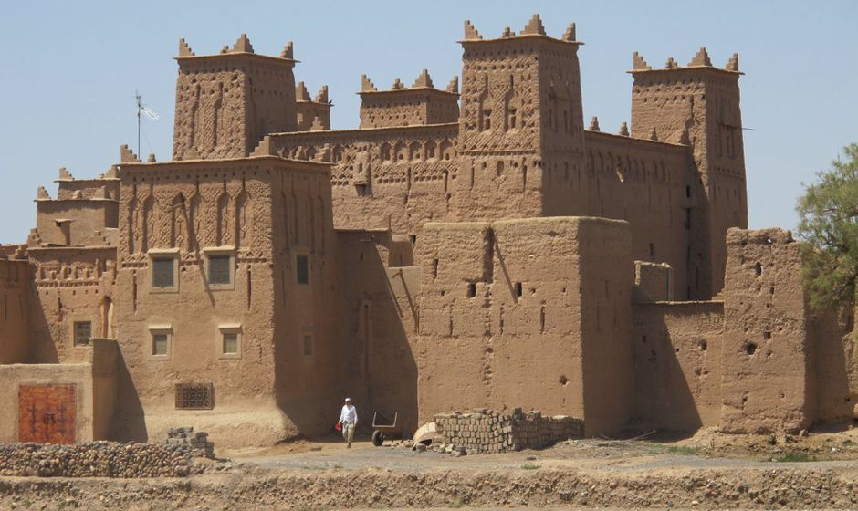 Visit the valley of a thousand kasbahs in southern Morocco