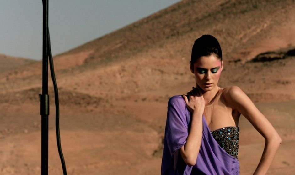 production company photo shoot marrakech morocco fashion film video