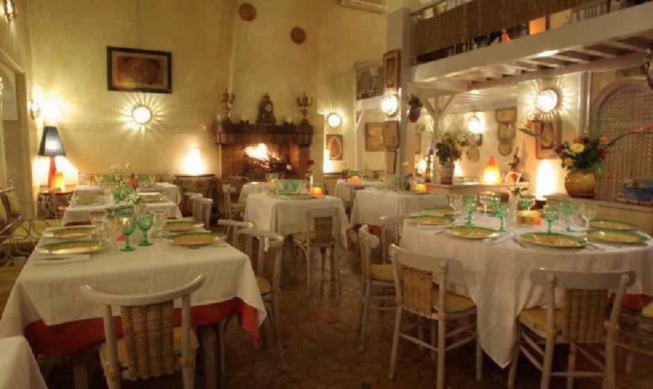 Restaurant le Jackaranda Marrakech Morocco