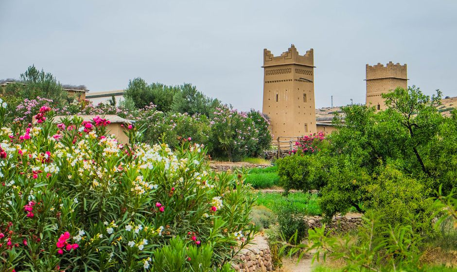 Kasbah Beldi, Lakeside Holiday, Morocco
