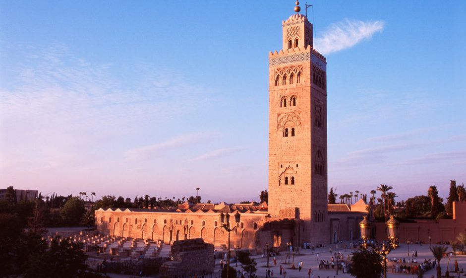 Where To Stay Marrakech Holidays Lawrence Of Morocco