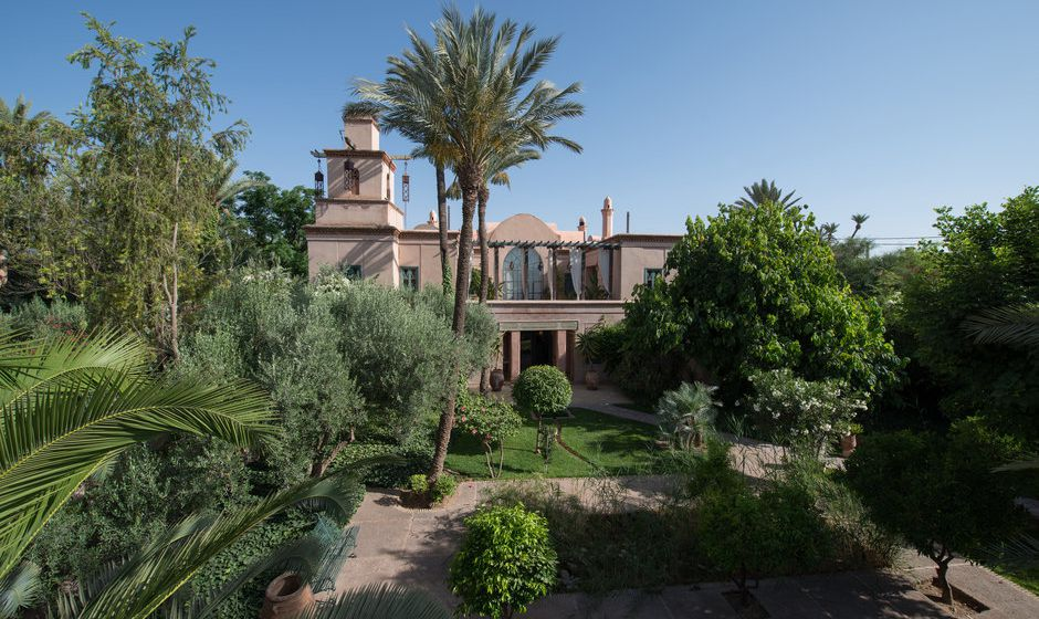 Luxury marrakech holidays and city breaks for Boutique hotel maroc