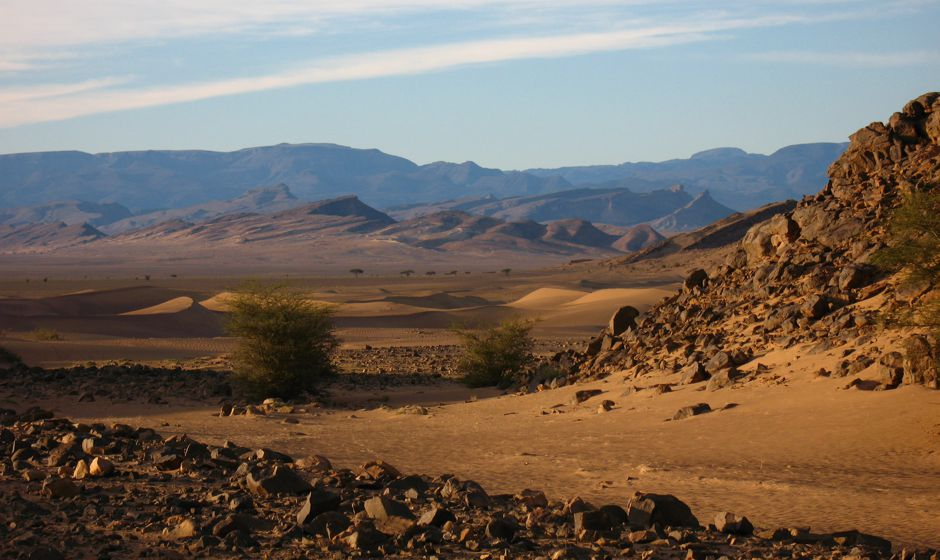 Holidays to the Sahara, Morocco