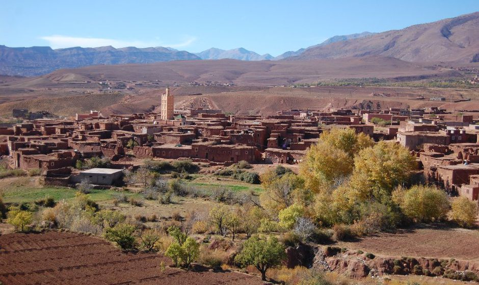 Middle Atlas Area, Atlas Mountains, Morocco