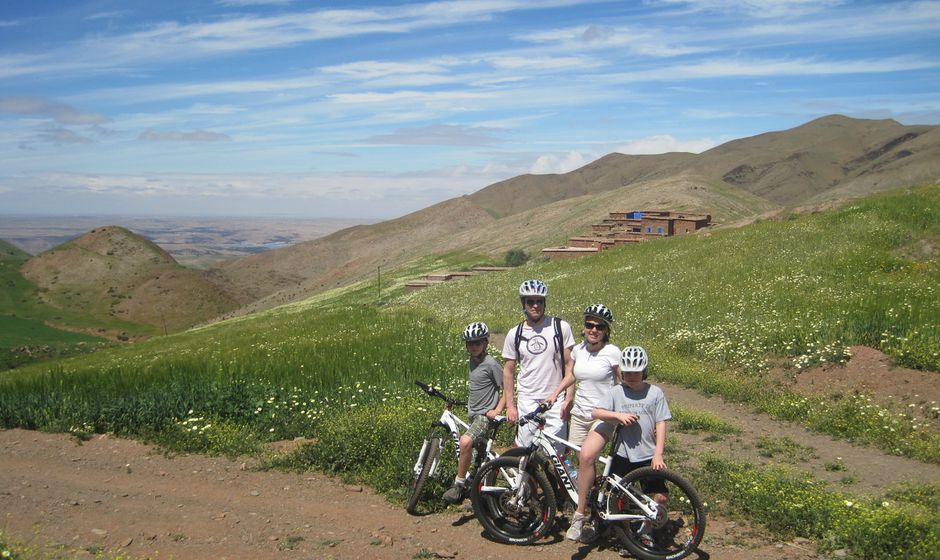 Mountain Bike Tours in Morocco