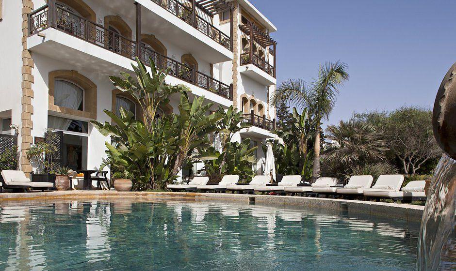 Villa maroc in essaouira lawrence of morocco - Les jardins de villa maroc essaouira ...
