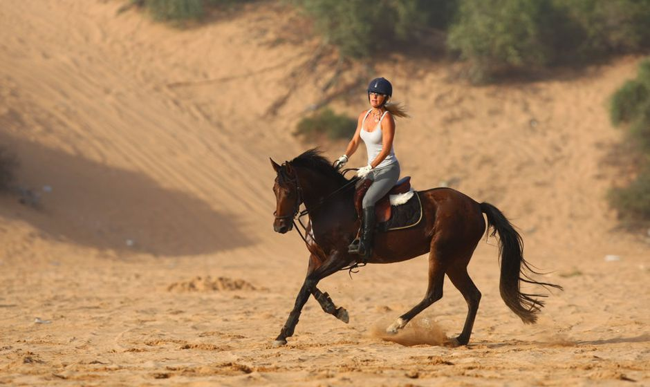 horse riding holidays in morocco