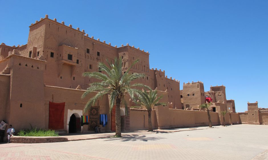 Ouarzazate southern Morocco holiday