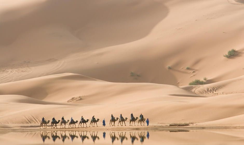 Sahara Desert photography in Morocco