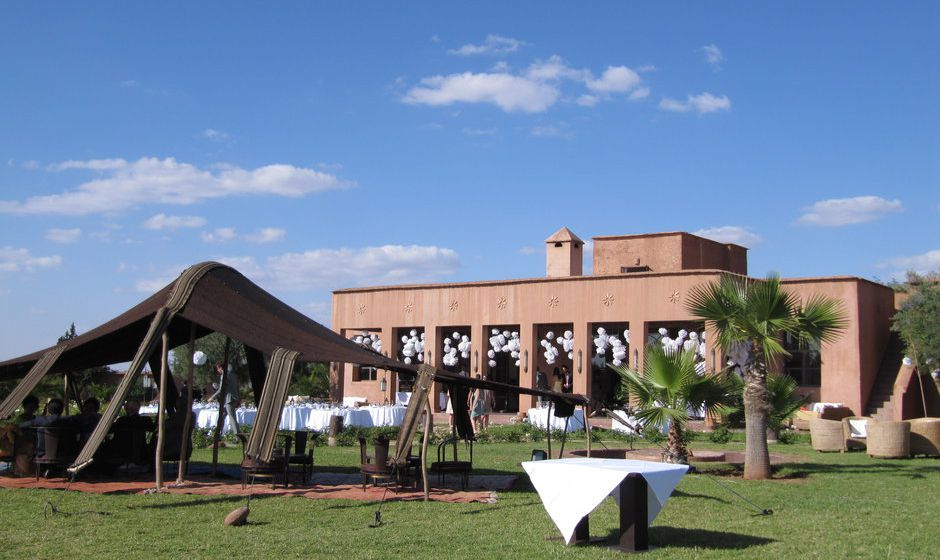 Quaryati Ecolodge for weddings in Morocco