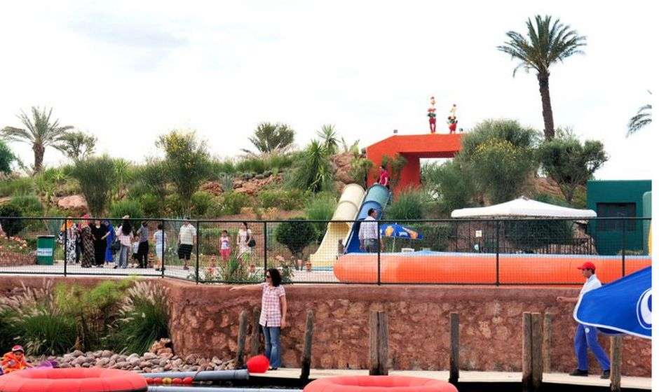 Childrens activities in Marrakech Morocco