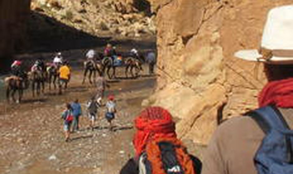 Atlas Mountains trekking teaser