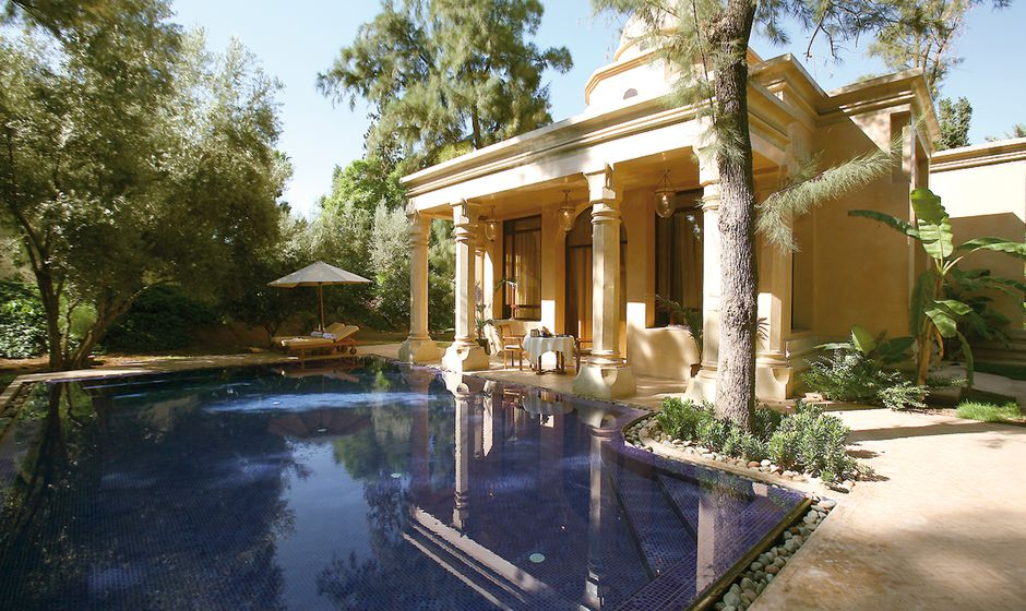 Marrakech luxury city hotels Morocco holidays