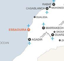 ESSAOUIRA map