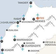 Fes & Meknes