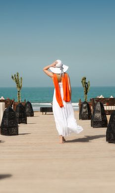 Agadir beach holiday Morocco