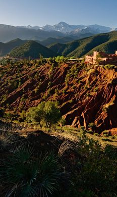 atlas mountains morocco holiday hotel riad marrakech