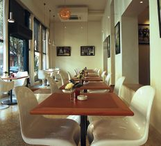 Kechmara bistro restaurant in Marrakech Morocco