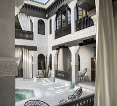 La Sultana luxury riad in the medina of Marrakech Morocco