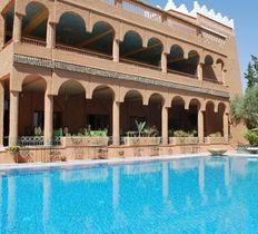 kasbah lamrani tineghir morocco sahara desert hotel travel luxury
