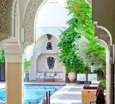 Riad Villa des Orangers Relais & Chateaux Marrakech Morocco