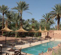 Azalai Desert Lodge, Zagora, Morocco